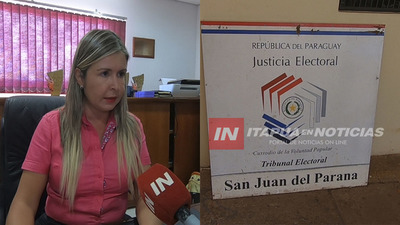 JUSTICIA ELECTORAL DE SAN JUAN DEL PNÁ. INSCRIBIÓ A POBLADORES DE OTROS DISTRITOS, DENUNCIAN.