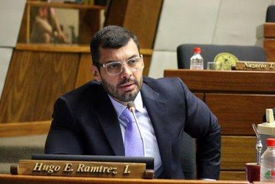 Hugo Ramírez quiere ser intendente de Asunción