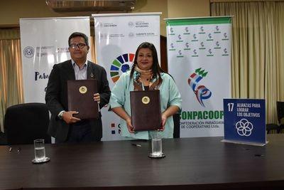 Sector cooperativo potenciará los ODS en Paraguay