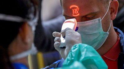 "Coronavirus: ""De que llega, llega"""