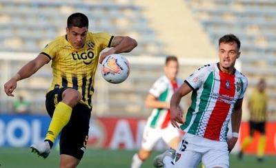 HOY / Guaraní aguarda con un gol de ventaja a Palestino