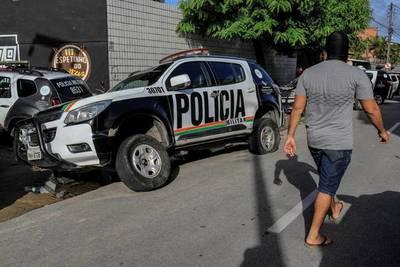 Brasil: 170 muertos en ocho días de motín de la policía militar del Estado de Ceará
