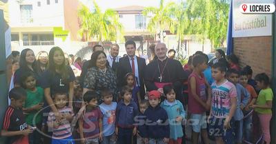 MINNA y la Diócesis de Encarnación firmaron convenio para reactivar el Centro Añua San Cristóbal