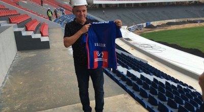 Fallece Valdir Espinosa, ex entrenador de Cerro Porteño