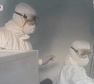 Presentan laboratorio de bioseguridad