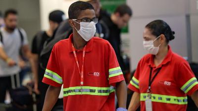 En Brasil no se reportan paraguayos que estén afectados por el coronavirus