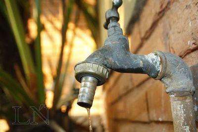 Prometen reponer servicio de agua recién para esta noche