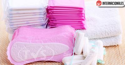 Escocia será el primer país en ofrecer gratis los productos de higiene femenina