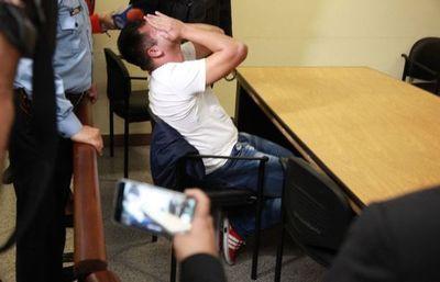 Confirman condena de 9 años para policía que disparó contra diputado Acosta