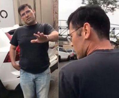 Imputan a hombre que fue grabado agrediendo a su ex pareja en un shopping