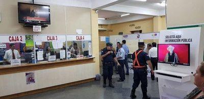 Auditoría registra perjuicio de G. 148 mil millones en comuna lambareña