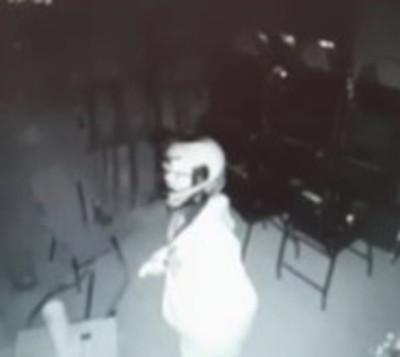 Local de juegos es asaltado en Santa Rosa del Aguaray