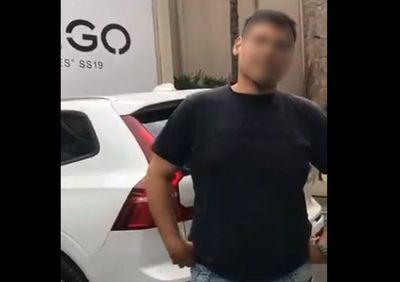 Imputan a hombre que fue filmado agrediendo a mujer