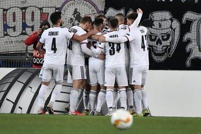 Con Blas Riveros de titular, el Basel FC avanza en la Europa League