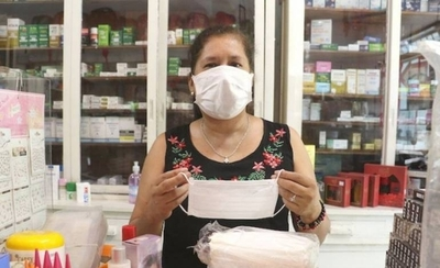 HOY / Especulan con coronavirus:  suben precios de tapabocas y  alcohol en gel, piden denunciar