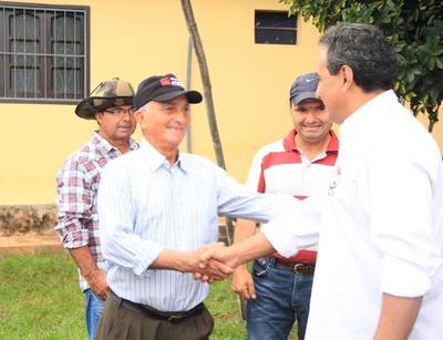 La Gobernación de Central y el MAG avanzan con un convenio con productores agrícolas