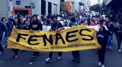 Estudiantes anuncian movilización a nivel país y piden destitución de Petta