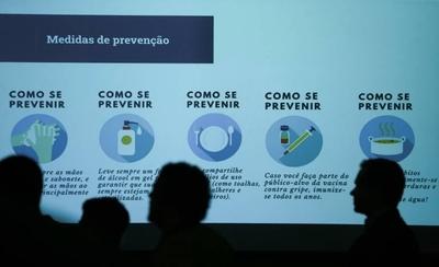 HOY / Coronavirus: Brasil adelanta su campaña de vacunación contra la gripe