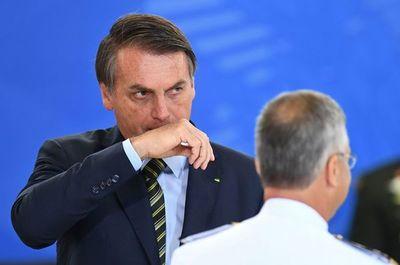 "Bolsonaro invita al empresariado a boicotear a la ""prensa podrida"" de Brasil"