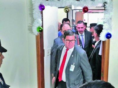 Jueza suspende preliminar para Zacarías Irún y 9 coprocesados