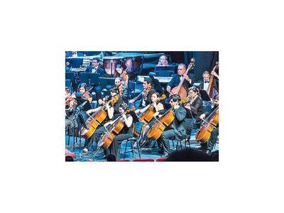 Espectáculo con la Sinfónica Nacional y cantantes líricos