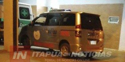 UN LESIONADO TRAS ACCIDENTE EN CNEL. BOGADO