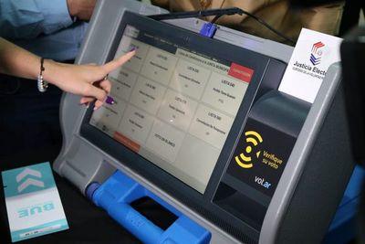 Máquinas de votación son distintas a las utilizadas en República Dominicana