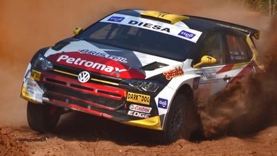 Las máquinas ya levantan polvo a la espera de la largada del Campeonato Nacional de Rally