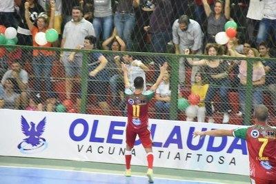 San Ignacio y Horqueta celebran en el Nacional de fútbol de salón