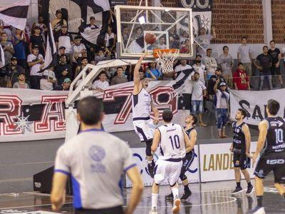 El Metropolitano de basquetbol pierde a un emblemático club
