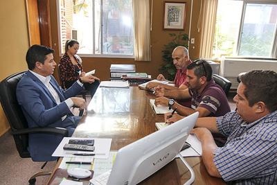 Continúan mesas de trabajo en el Indert para buscar solución a problemas de tierra