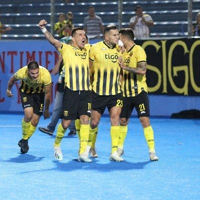 El Aborigen, a fase de grupos de la Libertadores