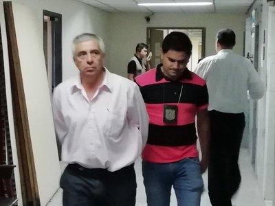 Arresto domiciliario para presunto planillero en Cámara de Diputados