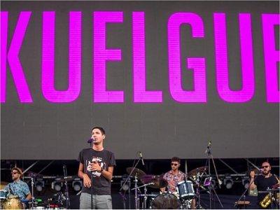 El Kuelgue, uno, dos y sigue sumando encuentros con su público paraguayo