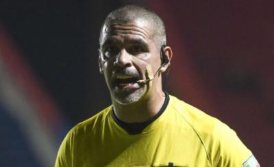 HOY / Árbitros guaraníes en el arranque de la etapa grupal de la Copa