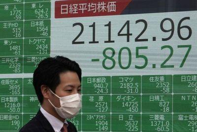 Semana negra para bolsas mundiales, con la peor caída desde la crisis de 2008