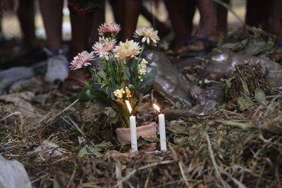 Manifestación por asesinato de niña indígena, este martes