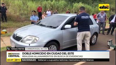 """Doble homicidio: imputan al """"patrón"""" y su esposa por el crimen"""