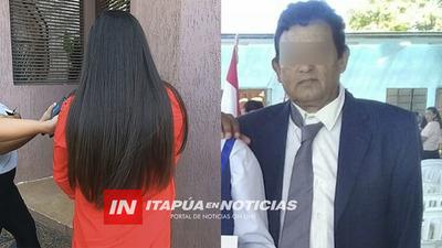 MADRE PIDE CAPTURA DEL PRESUNTO ABUSADOR DE SU HIJA.