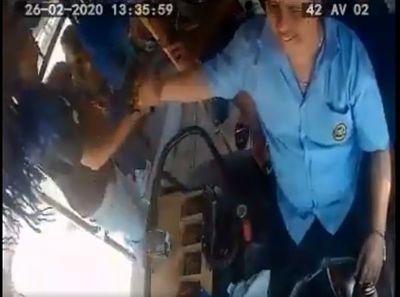 """Caso de chofer cómplice en asalto en colectivo casi quedó en """"oparei"""""""