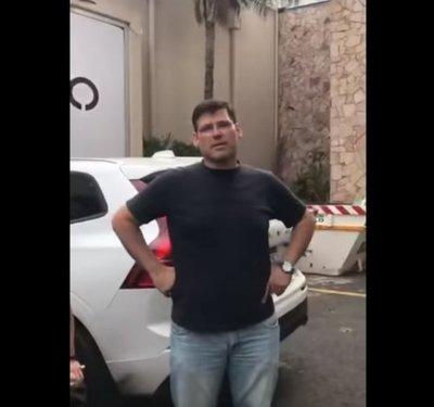 Imputado por violencia familiar perseguía a su exdoña con GPS