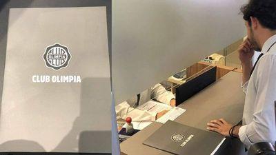 Olimpia presentó la protesta contra Guaraní