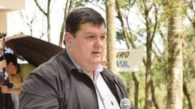 Carlos Afara dice que cualquiera puede hacer lanzamiento de candidaturas en la Municipalidad