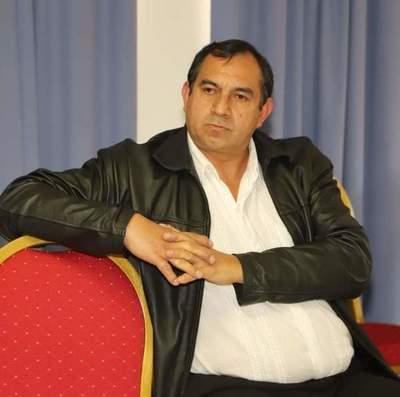 """Casimiro Flores; """"me interesa la presidencia de la Seccional Colorada"""""""