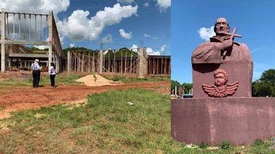 Avanza la obra para el gran Hotel Museo Jesuítico en San Ignacio Misiones