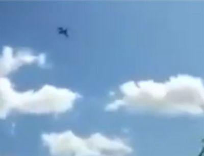Video: Aviones de guerra brasileros llegan a la frontera con Venezuela