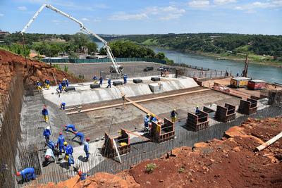 Obra del Puente Integración avanza según cronograma, aseguran