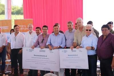 Destacan que se está invirtiendo más de USD 1.100 millones en obras públicas en el Chaco Paraguayo