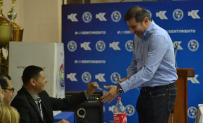 HOY / Miguel Figueredo sigue siendo el presidente del club unicolor