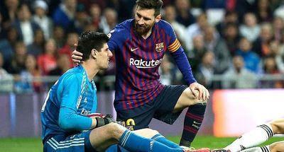 """""""Para mí Messi es un jugador como cualquier otro"""""""